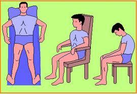 Posizioni Training Autogeno