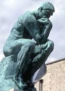 Rodin Il Pensatore